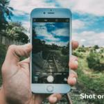 إضافة علامة مائية على الصور   إضافة علامة مائية على الصور عند التصوير على الأيفون