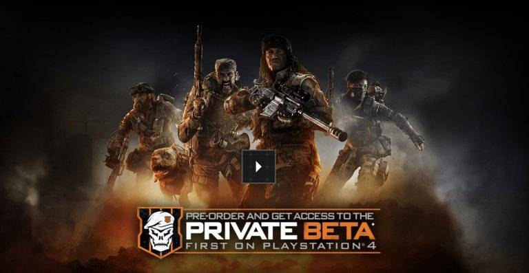 لعبة Call of Duty: Black Ops 4 Blackout