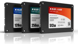 استبدال HDD بـ SSD