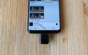 نقل موسيقى آيتونز إلى غالاكسي Note 9