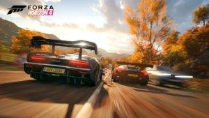 مشاكل لعبة Forza Horizon 4