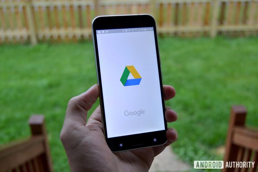 تحميل الملفات إلى غوغل درايف
