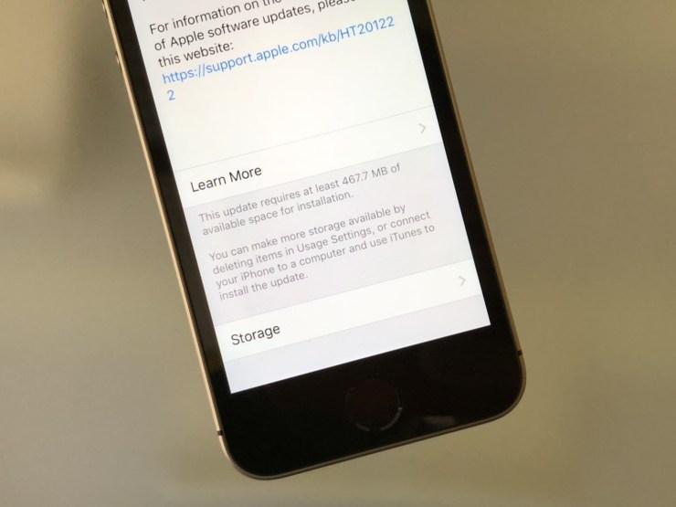 تحديث iOS 12.1.1