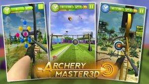 Archery Master 3D - ألعاب صغيرة الحجم