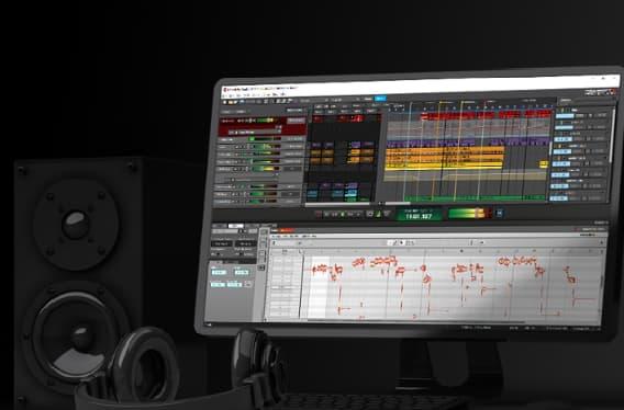 برنامج mixcraft