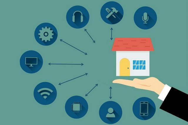 محول منزل ذكي Smart Home Hub