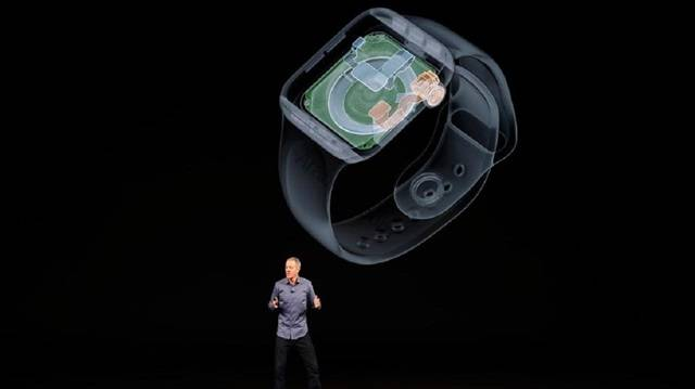 ساعة آبل Apple Watch