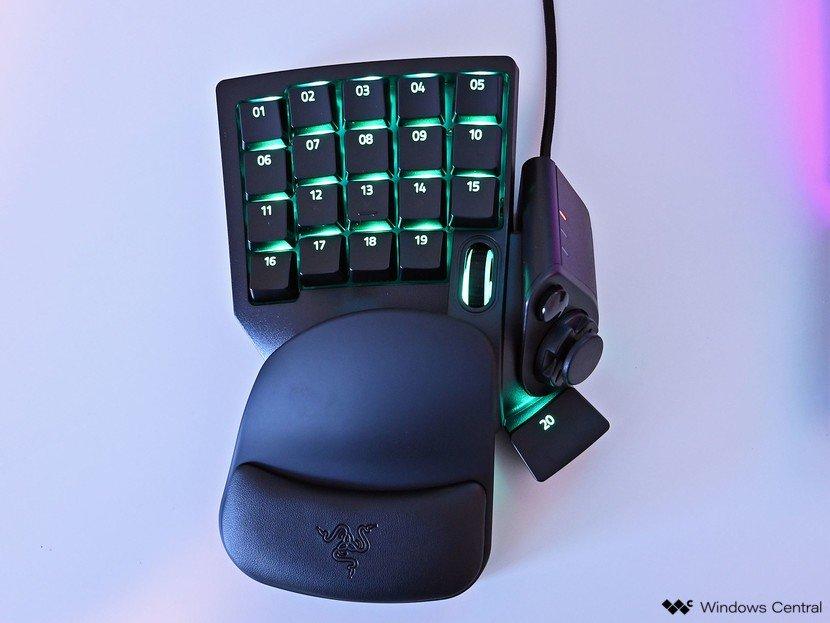 Tartarus Pro Keypad