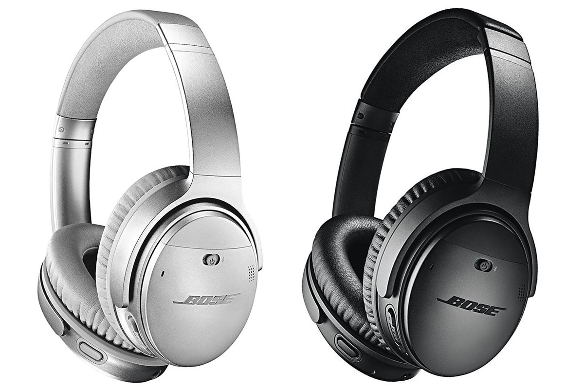 سماعة Bose QuietComfort 35