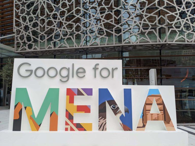 Google For MENA