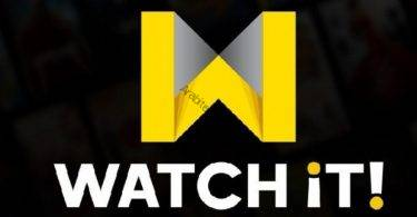 تطبيق watch itتطبيق watch it