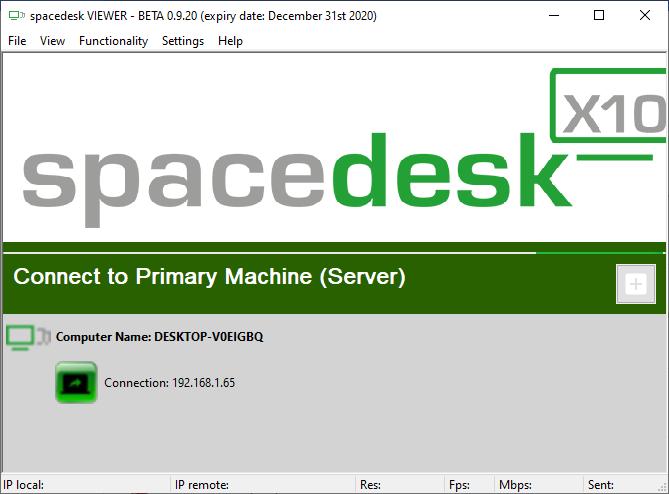 spacedesk