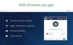 Browsec VPN