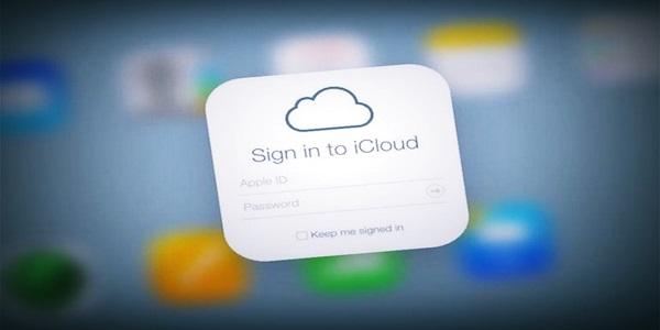 استرجاع حساب iCloud