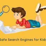 محرك بحث آمن للأطفال