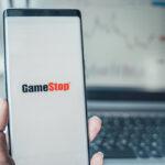 سهم ألعاب الفيديو GameStop
