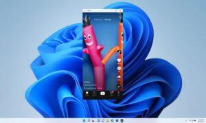 دعم تطبيقات Android في Windows 11